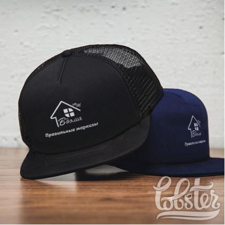 """дизайн кепок для компании """"Вдома"""""""