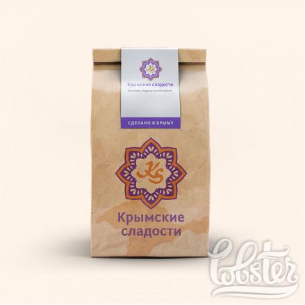 логотип для магазина Крымские сладости