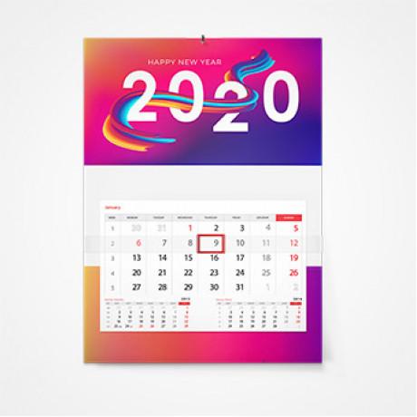 Дизайн календарей в Оренбурге