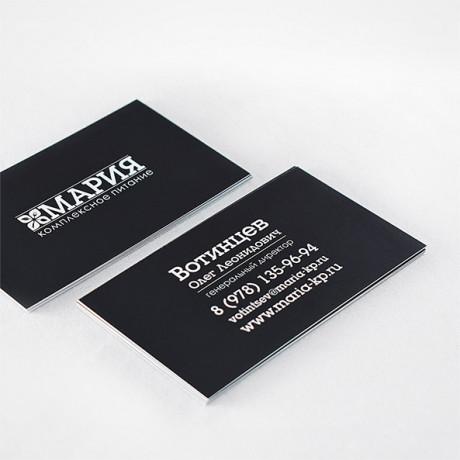 Дизайн визиток в Оренбурге
